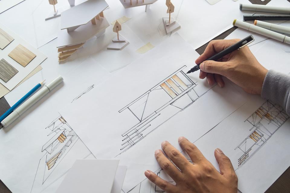 Planung Architektur